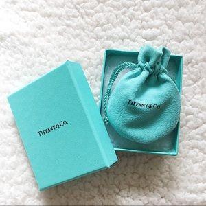 TIFFANY Authentic Gift Box